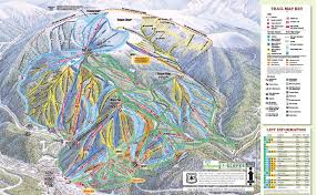Colorado Mountains Map by Winter Park U0026 Mary Jane Ski Resort Trail Maps Ski Winter Park