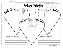 the picture book teacher u0027s edition arthur u0027s valentine by marc