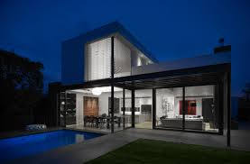 contemporary residence in melbourne by mim design