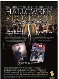 party central halloween prosecco party festival nottingham halloween festival in