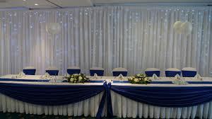 wedding backdrop hire northtonshire something borrowed event hire starlit backdrop