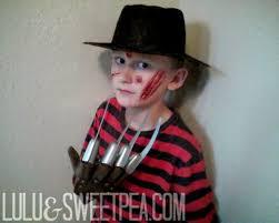Freddy Krueger Halloween Costume Kids Lulu U0026 Sweet Pea Halloween Fun