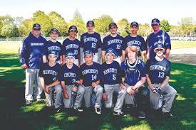 monomoy fields a freshman baseball team cape cod chronicle