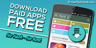 free paid android how to paid apps for free on android without root howto