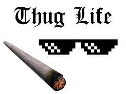 Thuglife Meme - thug life starter pack thug life and meme