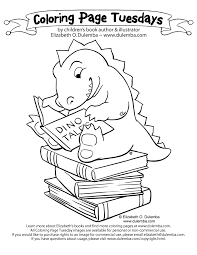 dulemba coloring page tuesday and e u0027s news