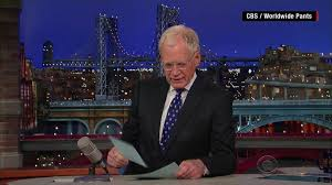 David Letterman Desk Letterman Gets 13 7m In Finale But Leno Did Better May 21 2015