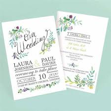 wedding invitations edinburgh wedding invite wording and etiquette wedding planning hitched
