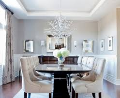 sumptuous mirrored buffet fashion new york traditional dining room