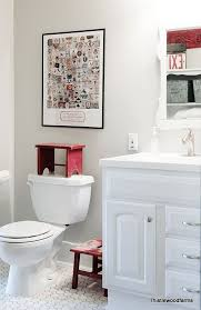 Red White And Blue Bathroom Decor - 123 best red home decorating images on pinterest home decor