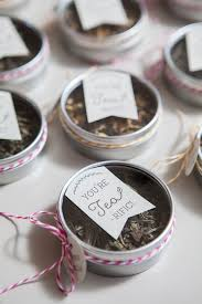 Tea Favor by Learn How To Make These Tea Wedding Favors
