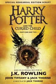 Barnes And Nobles Opening Hours Harry Potter And The Cursed Child Parts I U0026 Ii By J K Rowling