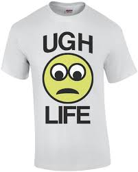 Toddler Halloween Shirt by Ugh Life Emoji T Shirt