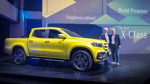 world premiere mercedes benz x class u2013 the first mercedes pickup