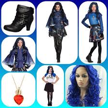 evie costume descendants costumes amino