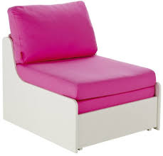 buy stompa pink single chair bed online cfs uk