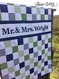 monogrammed guest book wedding quilt patchwork monogram name quilt custom made