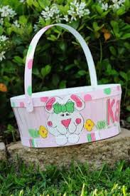 painted easter baskets need to make my kids new easter baskets and these would be awesome