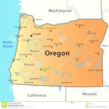 map of oregon us united states map portland oregon creatop me