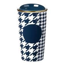 Heated Coffee Mug heated coffee mug a ceramic travel mug featuring a checkered