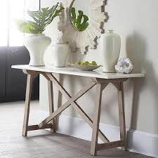 Marble Top Entryway Table Wonderful Design For Marble Console Table Ideas 17 Best Ideas