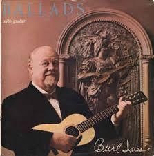 burl ives ballads with guitar vinyl lp album at discogs
