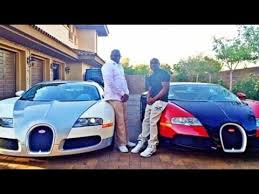 bugatti chris brown chris brown s garage vs floyd mayweather s cars 2016 youtube