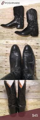 nine brown boots sz 6 5 brown boots