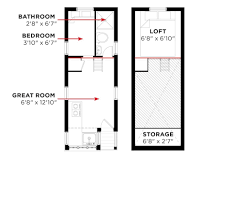 100 tumbleweed tiny house floor plans tumbleweed house