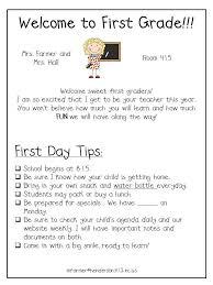 best 25 preschool welcome letter ideas on pinterest