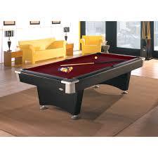brunswick contender pool table brunswick 8 foot black wolf pool table merlot contender cloth and