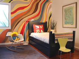30 kids playroom interior decor ideas 18047 bedroom ideas colorful mural in kids bedroom decor image 7 of 30