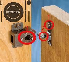 adjust kitchen cabinet doors how to adjust kitchen cabinet doors guide kitchenem