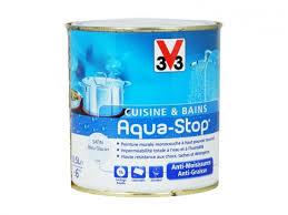 v33 cuisine et bain peinture cuisine et bains monocouche lessivable anti graisse v33