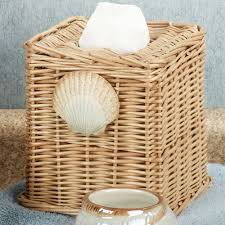 sarasota seashell bath accessories