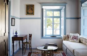 Greek Home Interiors by Greek Revival How One Architect Is Refurbishing 15th 19th Century