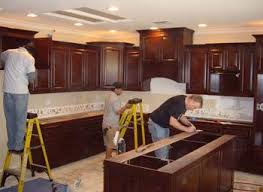 Install Kitchen Base Cabinets Kitchen Cabinets Installation Yeo Lab Com