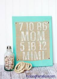 gifts for grandmothers 18 best s day gifts for crafts you can make for