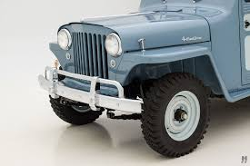 willys jeep offroad 1948 willys overland jeep pickup hyman ltd classic cars
