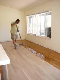 lake tahoe s best sandless hardwood floor refinishing