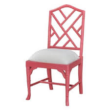 bamboo chair custom chinese chippendale dining chair faux bamboo chair