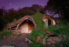 themed house the hobbit flintstones up and themed houses daily