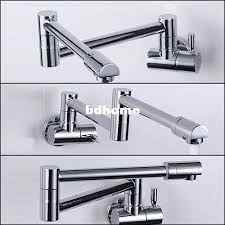 kitchen wall faucet discount folding copper sink chrome wall mount kitchen faucet