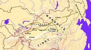 Turkestan Map Face Music Switzerland History Of Horsemen Oirats In English