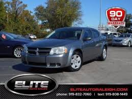 2008 blue dodge avenger and used dodge avenger in raleigh nc auto com