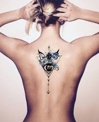 watercolor temporary tattoos mybodiart