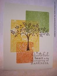 grateful leaves by lisaadd cards and paper crafts at