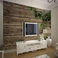 online get cheap vintage wood mural wallpaper aliexpress com beibehang vintage wood grain scenery photo large murals wallpaper for walls 3 d home decor room