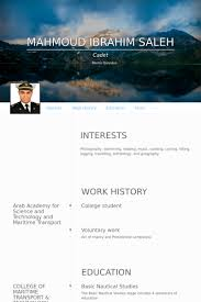 Example Of Resume For Students In College by College Student Resume Samples Visualcv Resume Samples Database