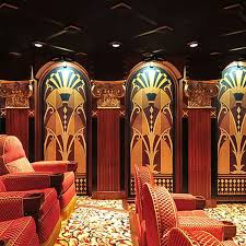 Home Theater Hvac Design Ken Flick U0027s Home Theater Acoustical Solutions